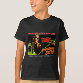 Camiseta Castelo do pesadelo