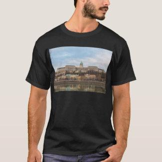 Camiseta Castelo Hungria Budapest de Buda no dia
