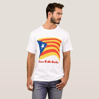 Camiseta Catalonia livre