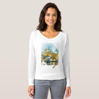 Camiseta Catedral de Peters do santo na Cidade do Vaticano