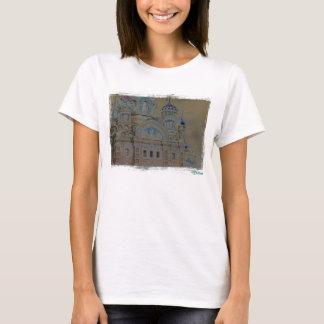 Camiseta Cathendral St Petersburg, russo