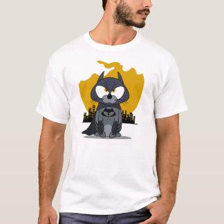 Camiseta CatMan o herói real