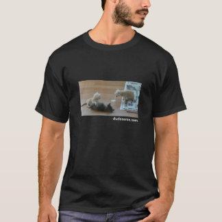 Camiseta catpuke, dudesame.com