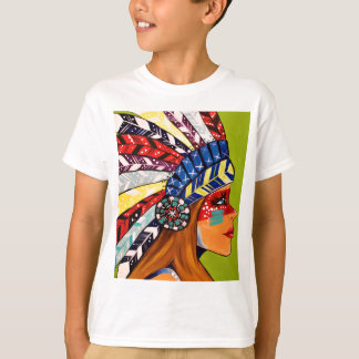 Camiseta Cattail Kali