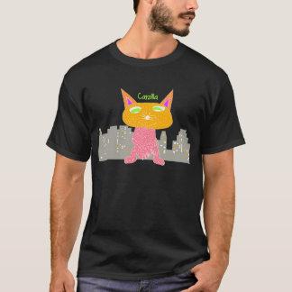 Camiseta catzilla