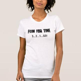 Camiseta Cause dor por o tempo, 3… 2… 1… VÃO!