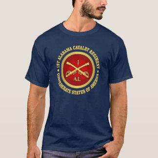 Camiseta Cavalaria de CSC -1st Alabama