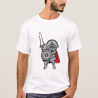 Camiseta cavaleiro