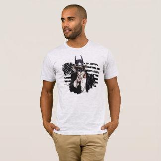 Camiseta Cavaleiro americano