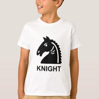 Camiseta Cavaleiro da xadrez