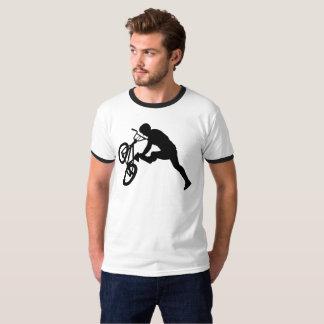 Camiseta Cavaleiro de BMX