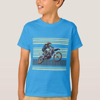Camiseta Cavaleiro de Motorcross
