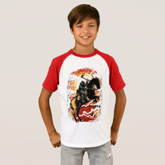 Camiseta Cavaleiro decapitado