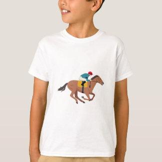 Camiseta Cavaleiro do cavalo de Kentucky Derby