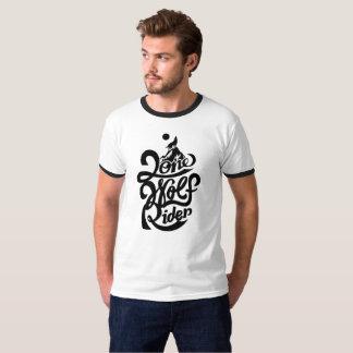 Camiseta Cavaleiro do lobo solitário