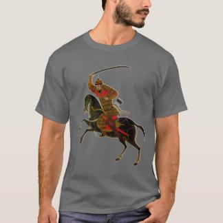 Camiseta Cavaleiro do Mongolian