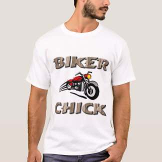 Camiseta Cavaleiro do pintinho do motociclista
