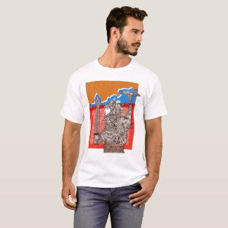 Camiseta cavaleiro solitário