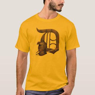 Camiseta Cavaleiros oxidados D inicial