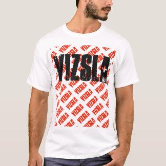 "Camiseta Cavalheiros Magyar Vizsla alpargata ""Vizsla """
