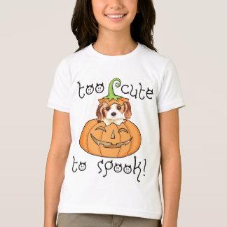 Camiseta Cavalier do Dia das Bruxas