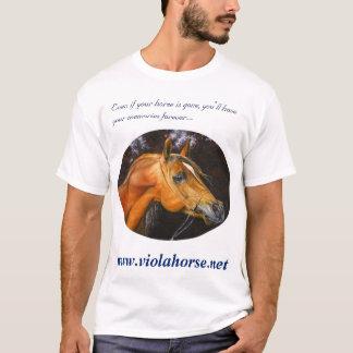 Camiseta Cavalo da viola