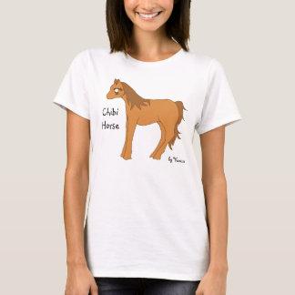 Camiseta Cavalo de Chibi