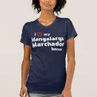 Camiseta Cavalo de Mangalarga Marchador