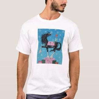Camiseta Cavalo de presente do condado