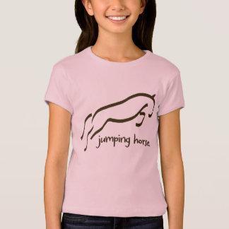 Camiseta Cavalo de salto