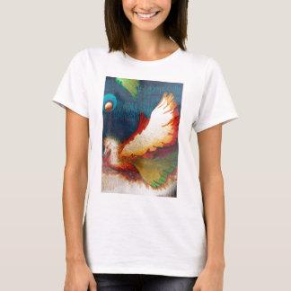 Camiseta Cavalo de vôo 2