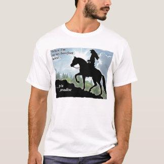 Camiseta Cavalo descalço