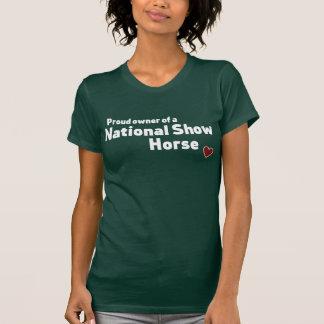 Camiseta Cavalo nacional da mostra