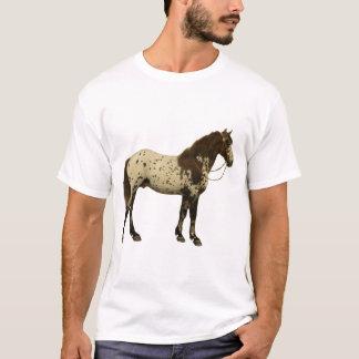 Camiseta Cavalos antigos - Appaloosa