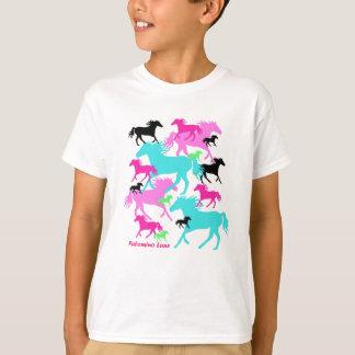 Camiseta Cavalos brilhantes
