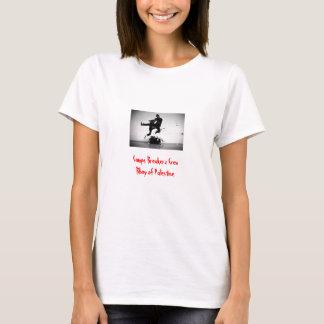 Camiseta CBC, acampamentos Breakerz CrewBboy de Palestina
