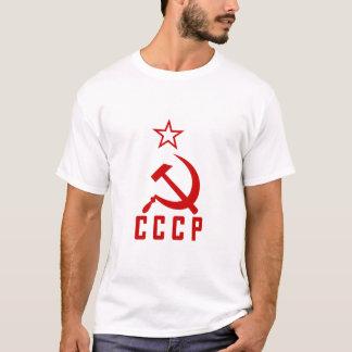 Camiseta CCCP (estilo D)