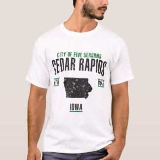 Camiseta Cedar Rapids