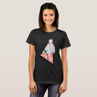 Camiseta Cegonha