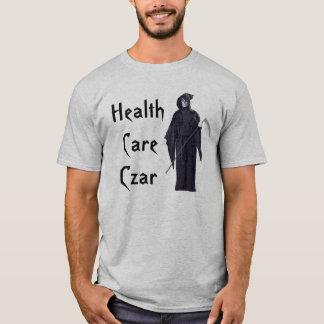 Camiseta Ceifador do czar dos cuidados médicos engraçado