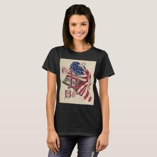 Camiseta celebração do 4 de julho