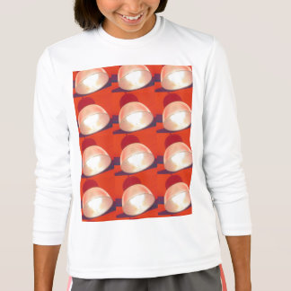 Camiseta Celebrações das decorações da faísca das ampolas