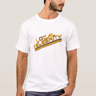 Camiseta Celebridade local