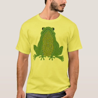 Camiseta Celtic Frog - Green