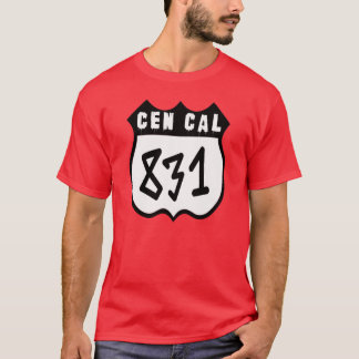 Camiseta CEN Cal -- T-shirt