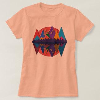 Camiseta Cena #8 da montanha