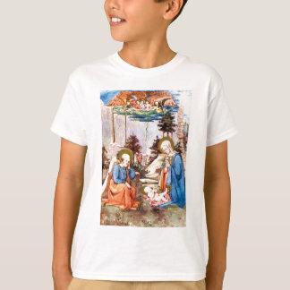 Camiseta Cena da natividade