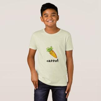 Camiseta Cenoura