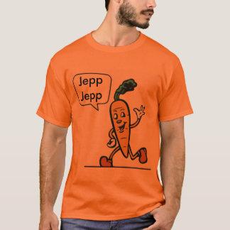 Camiseta Cenoura Jepp Jepp