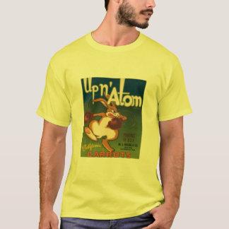 Camiseta Cenouras atômicas